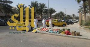 تخصيص 372 مبسطا مجانيا للباعة السعوديين في الرياض