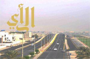 بلدية القطيف تواصل تطوير الجزء الثاني من طريق الخليج العربي