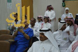 مستشفى القحمة يحتفل باليوم العالمي لغسيل الايدي