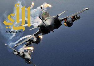 قيادة التحالف: استشهاد طيار ومساعده من القوة الإماراتية