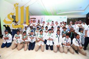 الربيعة يشيد بالجهود التطوعية والإنسانية للكشافة السعودية