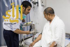 الكشافة يحملون مبضع الجراح لعلاج مراجعي مركز الرعاية الصحية بالحرم المكي