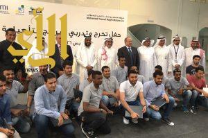 """""""التدريب التقني"""" تحتفي بتخريج 136 فني سعودي من برامج التدريب التأهيلية مع """"الناغي"""" للسيارات"""
