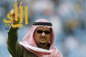 هيئة الرياضة: إقالة فيصل بن تركي .. وتعيين سلمان المالك رئيسا لنادي النصر