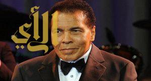 وفاة بطل العالم السابق للملاكمة محمد علي كلاي