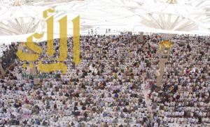 المصلون في المسجد النبوي يؤدون الجمعة الأخيرة من شعبان بطمأنية وأمان