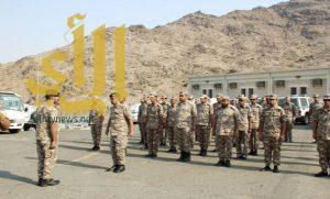 طرح وظائف عسكرية في قوات الأمن الخاصة