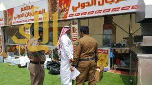 مدني بلجرشي يقف على إستعدادات مهرجان صيف بلجرشي ١٤٣٧ هـ