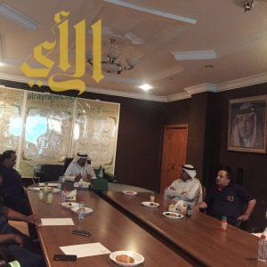 تطوير نظام البلاغات للهلال الأحمر السعودي بمنطقة المدينة المنورة