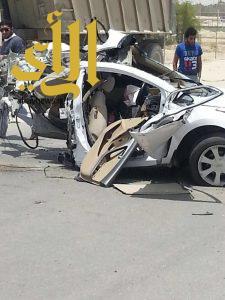 ١٦ وفاة بحوادث مرورية خلال خمسة أيام بالشرقية