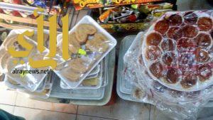"""""""الغاشي"""" بلدية بيش تعمل على تكثيف الجولات الرقابية الصحية في رمضان"""