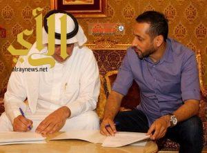 سامي الجابر يوقع رسميا عقد تدريب الشباب لثلاثة مواسم