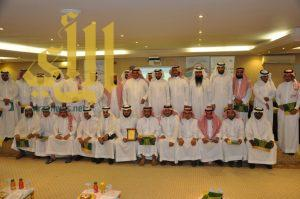تكريم المتميزين في برنامج فطن وجائزة التميز السلوكي بتعليم عسير