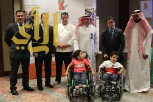 """""""إقامة وعطاء"""" برنامج شراكة يجمع مركز الملك عبد الله لرعاية الأطفال المعوقين وفندق الهوليدي إن بجدة"""