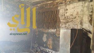 مستشفى وادي الدواسر يصدر بياناً عن حادث حريق بسكن الممرضات