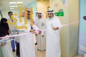 استحداث قسم خدمات بمستشفى ابها للولادة والاطفال