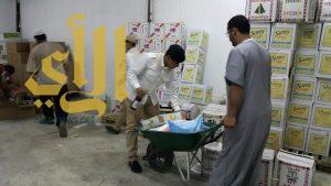 "مجموعة ""شباب قنا"" ينظمون برنامج افطار صائم"