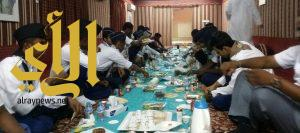 نادي جمعية الكشافة يقيم حفل الإفطار الرمضاني السنوي لمنسوبيه