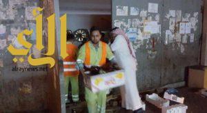 وسط الدمام: اغلاق مطعم و اتلاف 162 كلجم سمبوسة