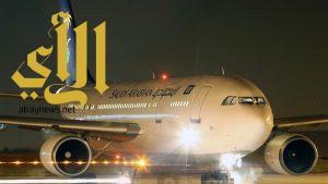 هبوط طائرة سعودية في مطار هيثرو بسبب حالة ولادة
