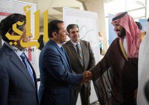 ولي ولي العهد يزور اليونسكو ويبحث تطوير التعاون بما يتوافق مع «رؤية السعودية 2030»