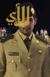 """""""آل عادي"""" يحتفل بتخرج أخيه الملازم """"رائد"""" من الكلية الحربية"""