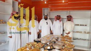 سيدة سعودية تفتتح مشروعها الأول لدعم الأسر المنتجة بطريب