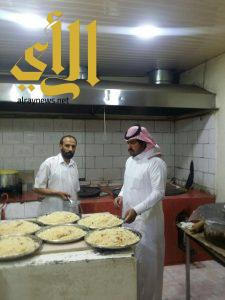بلدية الصبيخة تنفذ حملة موسعة على المحلات والمطاعم
