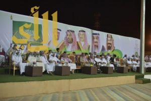 رئيس مركز الفوارة يدشن بطولة التضامن ضد الإرهاب والفكر الضال لكرة القدم