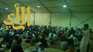 دعوي بلقرن يفطر 4000 ألاف صائم خلال شهر رمضان