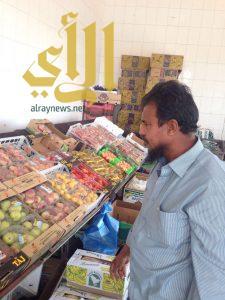 بلدية طريب تكثف رقابتها على المحلات التجارية