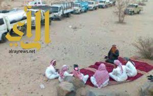 سكان محافظة طريب يتذمرون من متعهد السقيا ويناشدون المتعب