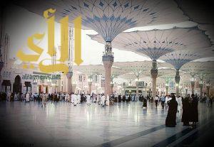 100 باب و24 سلماً كهربائياً لاستقبال زوار المسجد النبوي