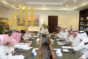 أمانة الشرقية تعقد الاجتماع الشهري الخامس لفريق عمل اغلاقات الشوارع بحاضرة الدمام