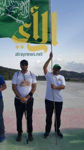 فريق سعودي هاينق يبدأ رياضة المشي في منطقة عسير بـ 40 مشارك