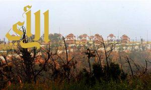أمطار الرحمة والبركة تهطل على منطقة الباحة