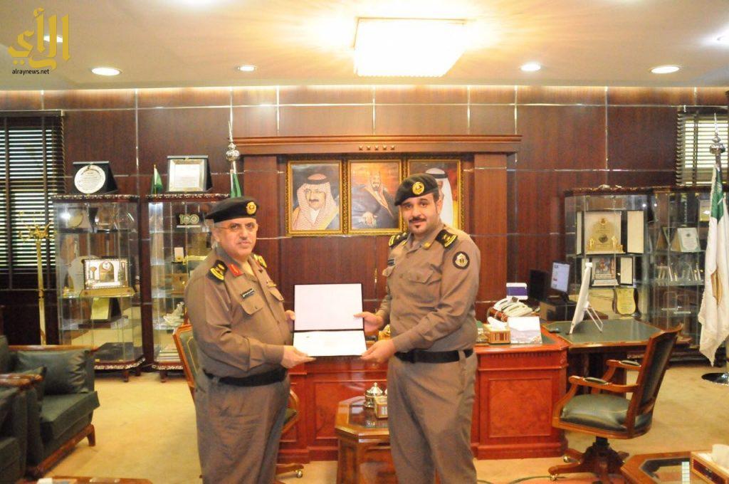 الملازم محسن العتيبي