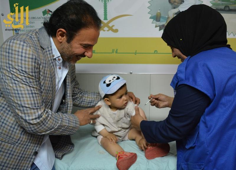 اهتمام بتطعيم الأطفال