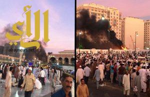 استشهاد 4 وإصابة 5 من رجال الأمن في تفجير إرهابي بجوار المسجد النبوي