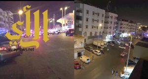 الداخلية :انتحاري يفجر نفسه داخل مواقف مستشفى الدكتور سليمان فقيه بجدة