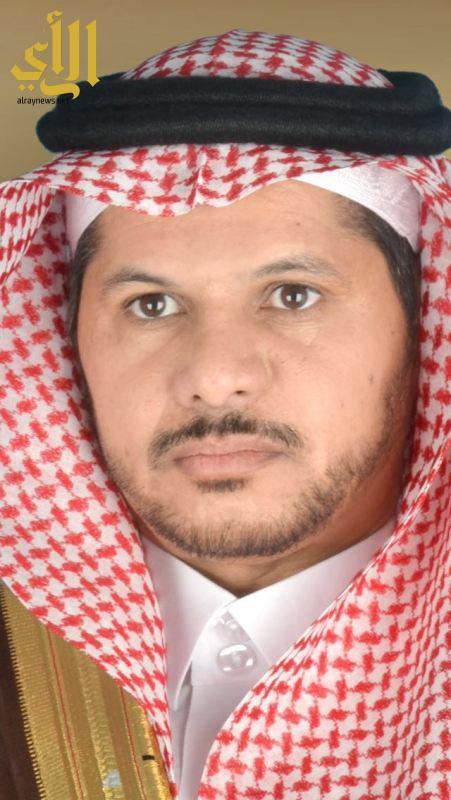 رئيس بلدية طريب عوض القحطاني