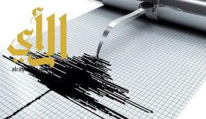 زلزال بقوة 5.1 درجة جنوب غرب الصين
