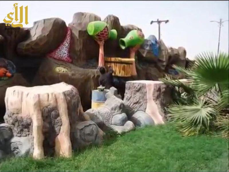 مجسمات الصبيخة