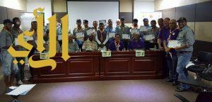 جوالة المملكة تشارك في المنتدى الكشفي العربي الثالث لقادة الجوالة بالمعمورة