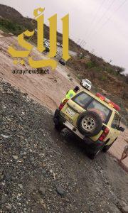 الدفاع المدني بجازان يحذر من أخطار الأمطار والسيول