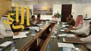 أمانة الشرقية تعقد اجتماعاً تنسيقياً مع الجهات الحكومية لتنظيم مهرجان صيف الشرقية 37