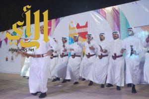 اختتام فعاليات العيد في عسير ببرامج ترفيهية وعروض شعبية متنوعة