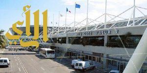 إخلاء مطار نيس بعد العثور على حقيبة بلا صاحب