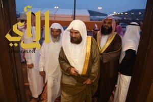إنطلاق فعاليات خيمة أبها الدعوية والسياحية بدورتها الثامنه بحضور كثيف