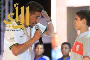 القريني يخطف الجائزة الكبرى في ختام عيد وصيف الخرج37